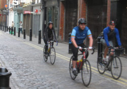 Covent Garden cycling