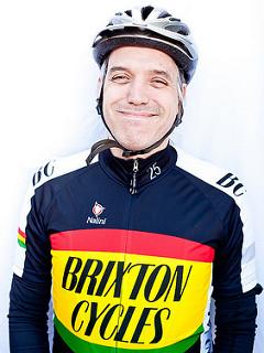 Brixton CC rider