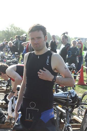 me at leybourne lake 2011
