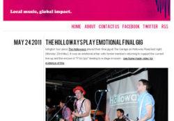 Oxjam website