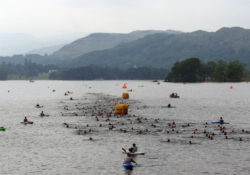 Lake windemere swim