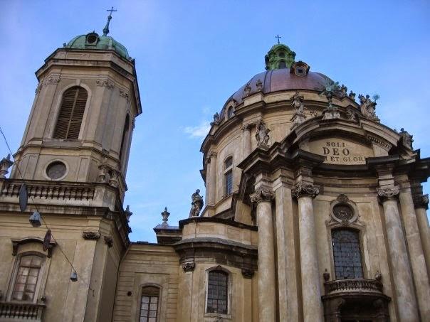 Dominican church, Lviv