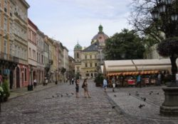Main square, Lviv