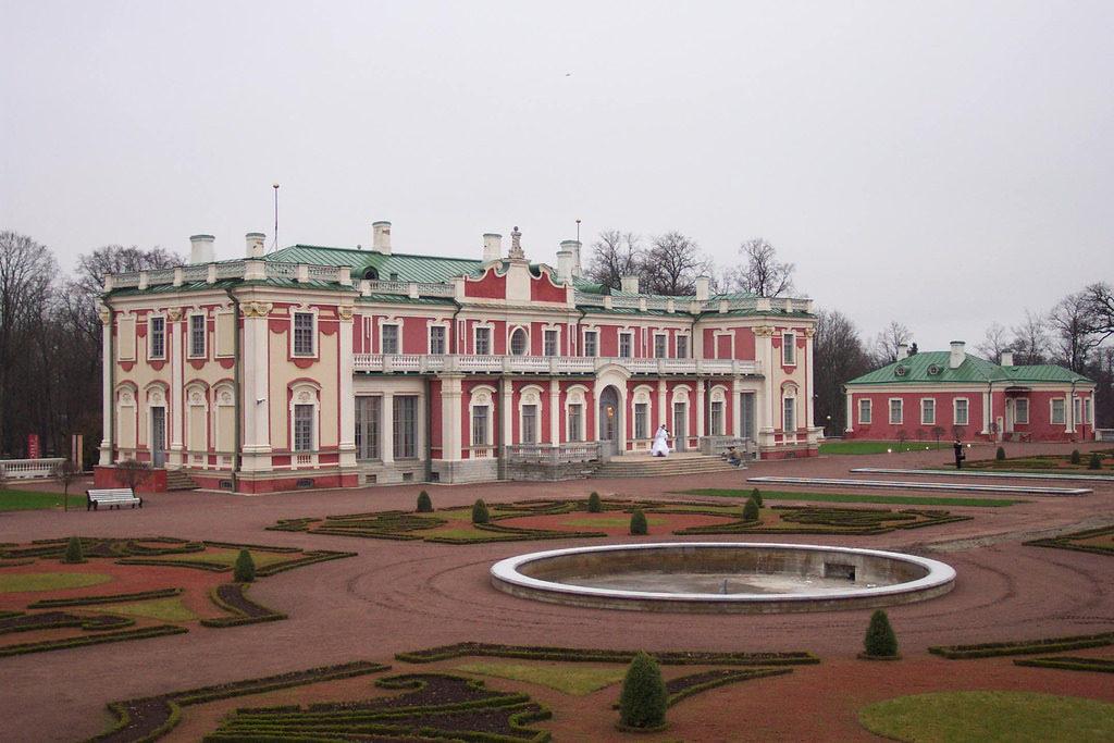 Kadriog Palace, Tallinn