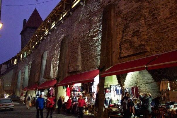 Tallinn walls