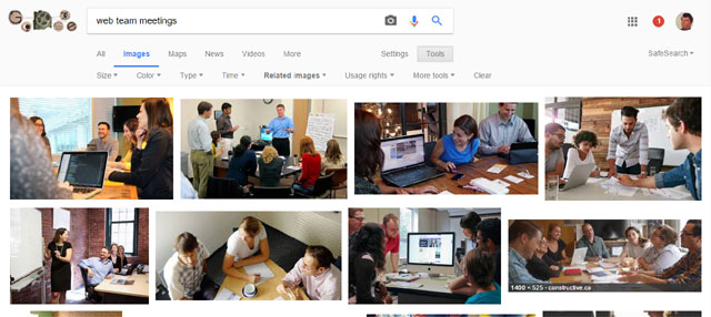Google images web tam meetings
