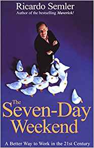 Seven Day Weekend cover