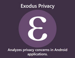 exodus privacy project