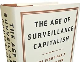 New age of surveillance capitalism cover