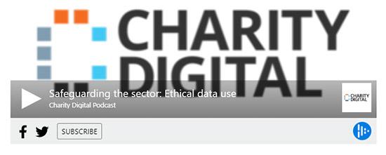 Ethics in charities podcast 2 screenshot