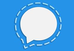 Signal logo post image